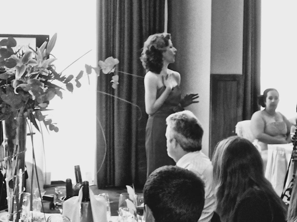 Classical Wedding Singer Cornwall